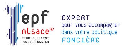 EPF Alsace - Logo footer