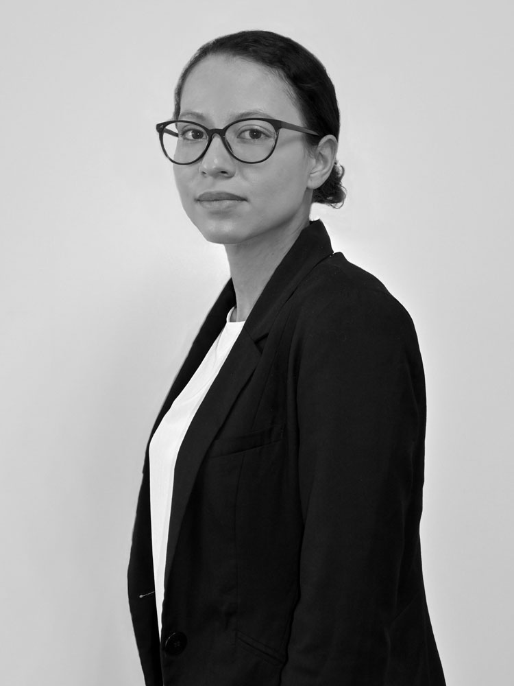 Leslie Bucourt - Assistante d'opérations foncières